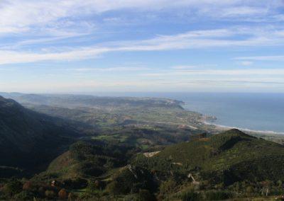 Vista desde El Fito